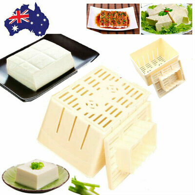 AU12.59 • Buy Tofu Press-Maker Mold DIY Plastic Mould Homemade Soybean Kitchen Cooking Tool