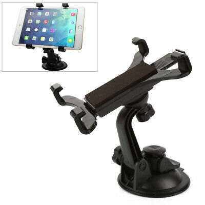 Universal Car Suction Mount 360° Holder For IPad & Samsung Tablet 7 To 11  UK • 9.82£