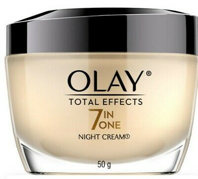 AU31.50 • Buy Olay Total Effects 7-in-1 Night Cream 50g