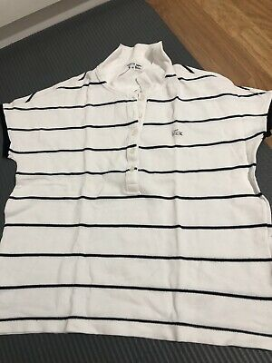 Womens Lacoste Polo Shirt Size 38. Good Condition • 5£