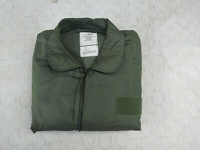 $ CDN216.58 • Buy US Navy CWU-36/P Aramid Flight Jacket Size X-Large 2000 MFG Propper Int.