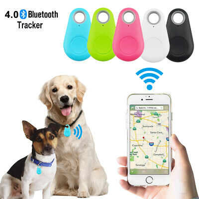 Pet GPS Bluetooth Tracking Finder Device Tag Child Key Locator Vehicle Tracker • 4.69£