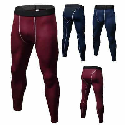 UK Mens Warm Thermal Base Layer Long Johns Pants Winter Thick Underwear Leggings • 11.99£