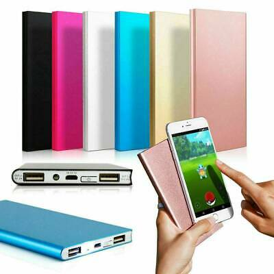 Portable Power Bank 20000mAh External Battery Charger For Cell Phone & Tablet • 3.29£