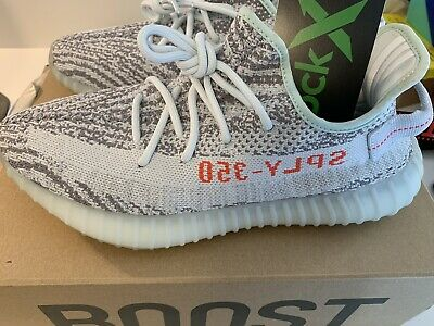 Authentic And Genuine Adidas Yeezy Boost 350 V2 Blue Tint - UK 9 US 9.5 • 299£