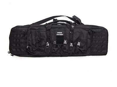 ASG Strike Systems Double Rifle Case 105cm Black Padded Airsoft Hunting  18664 • 55.99£