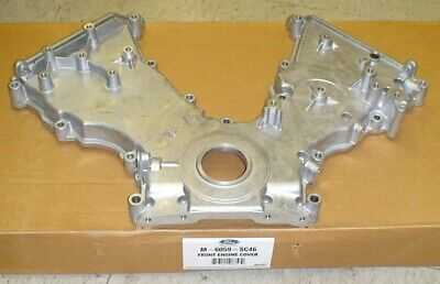 $599 • Buy New Ford Racing 03-04 SVT Cobra Factory Engine Timing Chain Cover 4.6 Dohc 4V