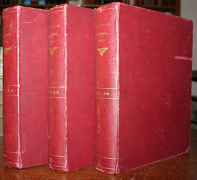 £230 • Buy 1896 British Birds With Their Nests & EGGS Six Volumes In 3 FROHAWK 1st Edition