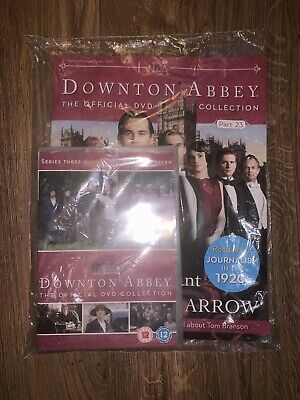 Downtown Abbey - The Official DVD Collection - Issue 23 • 3.99£