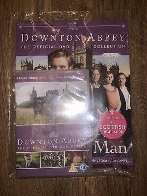 Downtown Abbey - The Official DVD Collection - Issue 25 • 3.99£