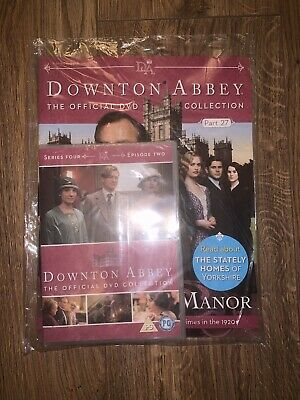 Downtown Abbey - The Official DVD Collection - Issue 27 • 3.99£
