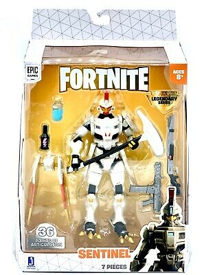 $ CDN40.08 • Buy Fortnite Legendary Series Sentinel Action Figure Pack Toy 6   Epic Games NEW!!!