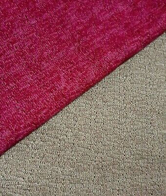 Knit Jersey Fabric- Figured And Melange Stretch Thin  Sold By The Metre • 4.72£