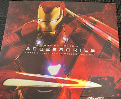 $ CDN351.58 • Buy Hot Toys Ironman Mark 50 Expansion Parts Set Hottoys