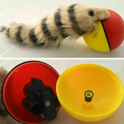 AU15.17 • Buy Pet Dog Cat Electric Beaver Weasel Rolling Ball Funny Rolling Ball Moving Toys