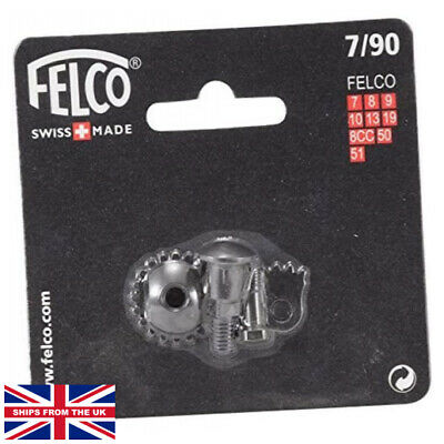 FELCO 7/ Blister Pack Nut And Bolt Set For Models 7/ 8/ 9/ 10/ 13 High Quality • 14.74£