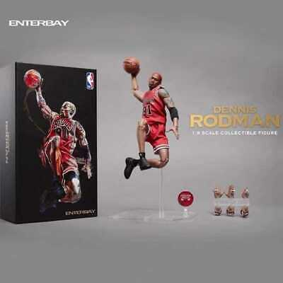 $400.35 • Buy Enter Bay Enterbay Nba Rodman 1/9 Scale Action Figure Dennis