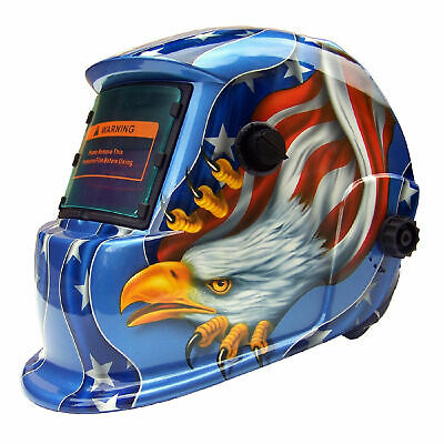 $ CDN37.46 • Buy AEW Auto Darkening Welding Helmet Grinding W/ Sensitive & Delay Time Control