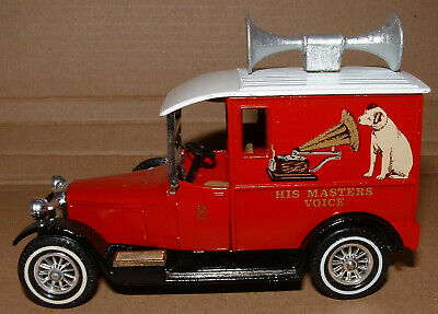 Matchbox - Model Of Yesteryear HMV 1927 Talbot Y-5 Rare Nipper His Masters Voice • 888.14£