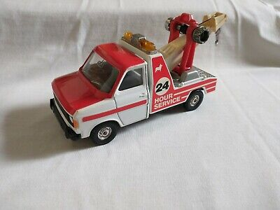 Corgi Ford Transit 24 Hour Service Recovery Truck - Rare Livery • 24£