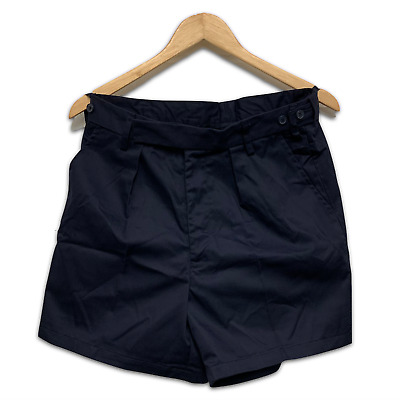PTI PHYSICAL TRAINING INSTRUCTOR TRI-SERVICE SHORTS - Waist: 80cm , Army NEW • 15£