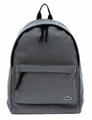 LACOSTE Neocroc Backpack Smoked Pearl Noir • 62.42£