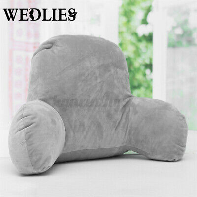 AU17.99 • Buy Lounger Bed Rest Lumbar Pillow Back Support Home Car Office Seat Chair Cushion ❤