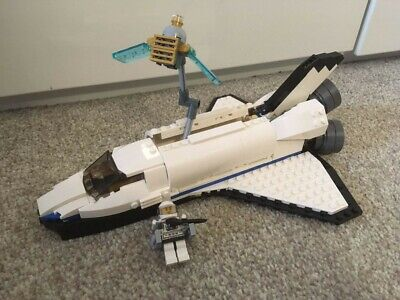 LEGO 31066 Creator 3-In-1 Space Shuttle Explorer Used • 13£