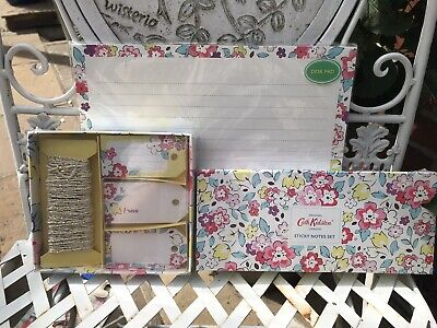 Cath Kidston Sketched Roses Stationery Bundle • 18£