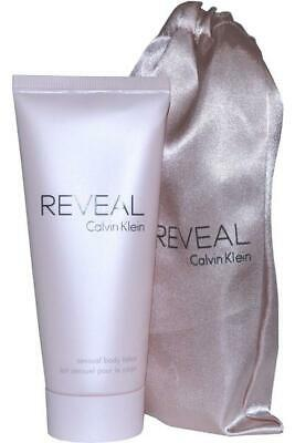 Calvin Klein Reveal Body Lotion 100ml In Pouch • 7.97£