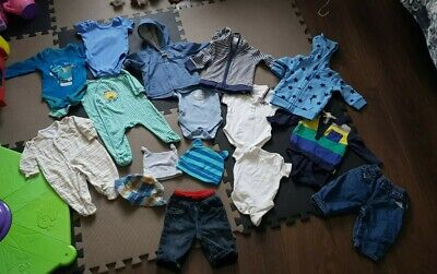 Baby Boy 0-3 / Up To 3 Months Bundle • 8.50£