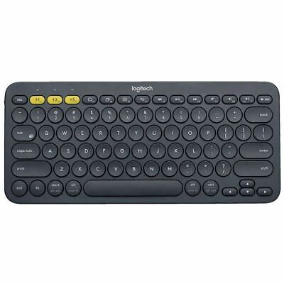 AU89.95 • Buy Logitech K380 Multi-device BLUETOOTH Wireless Keyboard For Tablet And Smartphone