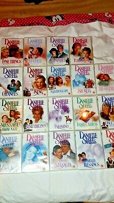 Danielle Steels Complete Collection Of Movies 19 Dvds • 59.99£