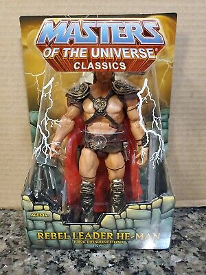 $64.99 • Buy Masters Of The Universe Classics Super7 Rebel Leader HE-MAN