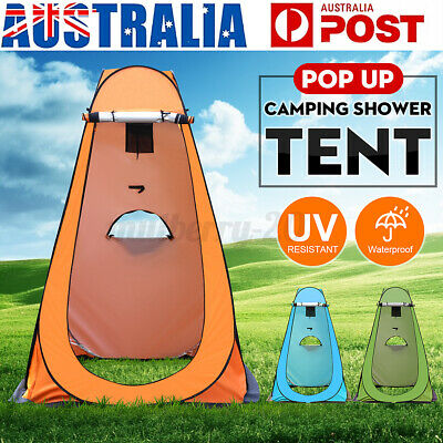 AU29.36 • Buy ❤ Portable Changing Tent Outdoor Privacy Camping Room Shelter Shower Toilet AU