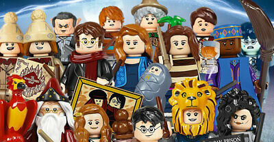 Lego Harry Potter Minifigures Series 2 (Select Your Own) • 6.49£