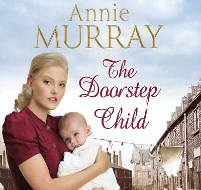 The Doorstep Child By Annie Murray (English) Compact Disc Book Free Shipping! • 27.99£