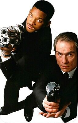 £32.18 • Buy Men In Black -Lee & Smith 73  Tall Life Size Cardboard Cutout Standee