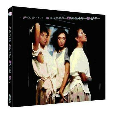 £14.24 • Buy Pointer Sisters - Break Out - Deluxe Expanded Ed (NEW CD)
