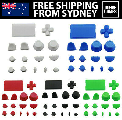 AU14.99 • Buy PS4 Buttons For PlayStation 4 Controller Replacement Set D-Pad Action Triggers