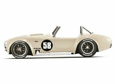Jada 31864 1/24 Shelby Cobra 427 Sc No.58 Cream 1965 • 32.99£