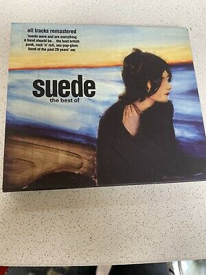 Suede 2 CD Set The Best Of She Electricity She's In Fashion Trash The Beautiful • 5£