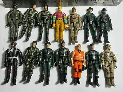 $ CDN17.32 • Buy Random Lot5pcs GI Joe Military The Ultimate Soldier WWII 3.75 Action Figure Toy