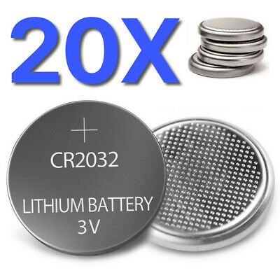 AU2.75 • Buy CR2032 3V LITHIUM CELL Button BATTERY 2032 Batteries Car Key Toy OZ Watch Remote