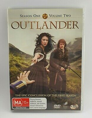 AU7.99 • Buy Outlander - Season 1, Volume 2 Dvd