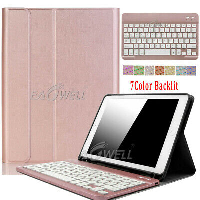 AU49.99 • Buy AU For IPad Pro 10.5  2017 Wireless Keyboard Smart Case Cover With Pencil Holder