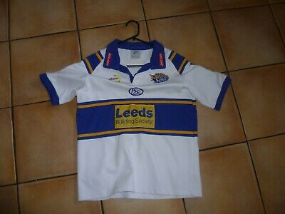 Leeds Rhinos Rughby League Club Away Shirt2009 (ladies) • 4.99£