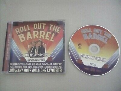 Terry Bradford & Sussie Arvesen : Roll Out The Barrel: You Are My Sunshine CD • 7.99£