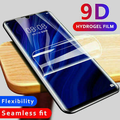 AU2.54 • Buy Hydrogel Film Screen Protector For Oneplus 5T 6 6T 7T 7 PRO 8 Pro Clear UK
