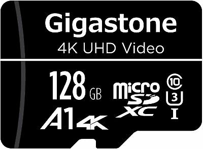 $18.99 • Buy Gigastone 128GB Micro SD Card A1 Run App Smartphone Nintendo Switch Compatible
